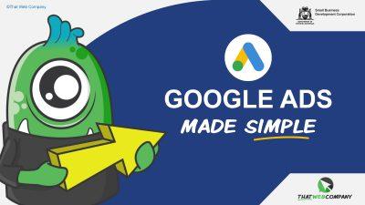 google ads course image