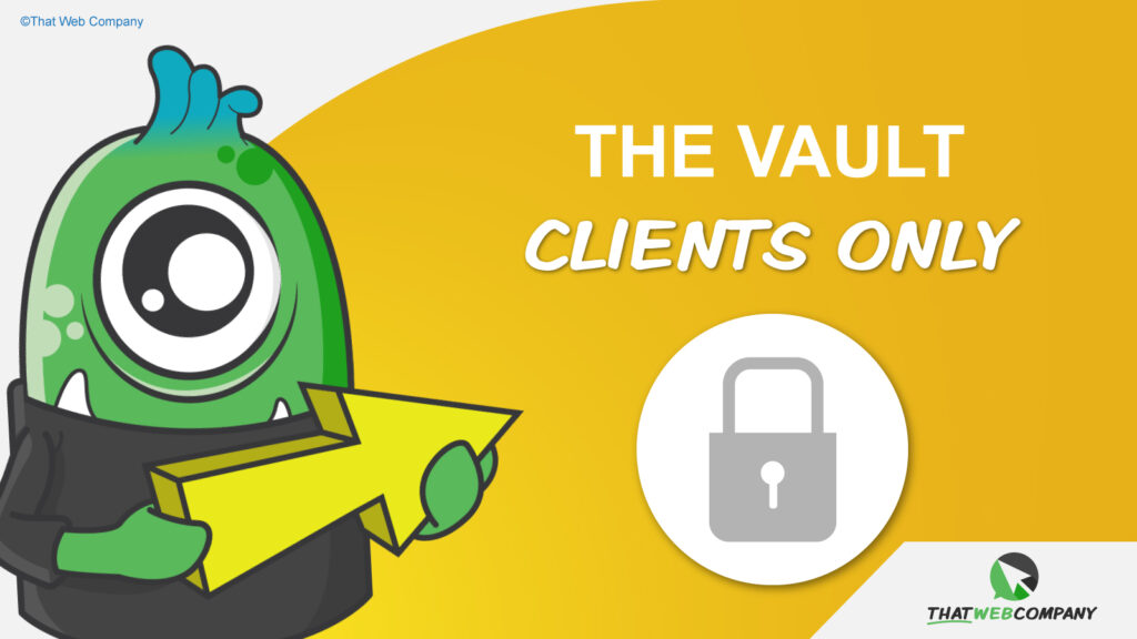 The Vault course cover image